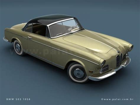 how to learn everything about cars 1958 bmw 600 instrument cluster 1958 bmw 503 information and photos momentcar