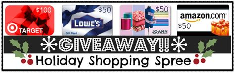 Amazon Cyber Monday Giveaway - giveaway cyber monday 250 shopping spree see vanessa craft