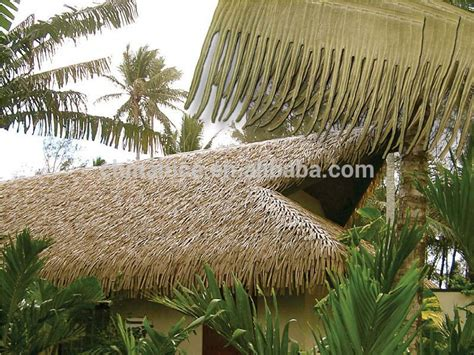 Palm Thatch Roof Synthetic Plastic Thatch Roof With Best Price Buy Bali