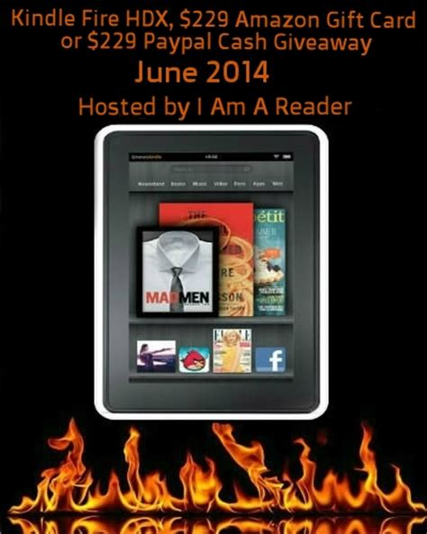 Can You Use A Kindle Fire Gift Card On Amazon - susan heim on writing june 2014 giveaway for a kindle fire hdx or 229 amazon gift