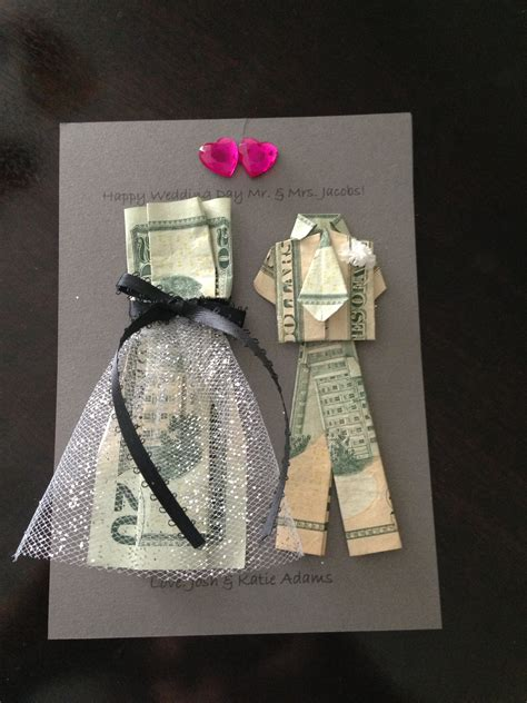 how much cash for wedding gift wedding money gifts on pinterest money gift wedding