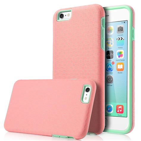 Iphone 6 Plus 6s Plus Ori Baby Skin Ultra Thin Gold Us8 shockproof slick armor hybrid rugged cover for apple iphone 6 plus 6s plus ebay