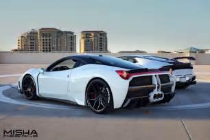 Lamborghini Italia 458 Italia And Lambo Huracan Show Misha