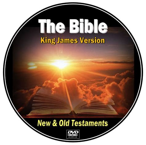 king james hair dvd the bible complete king james version old new