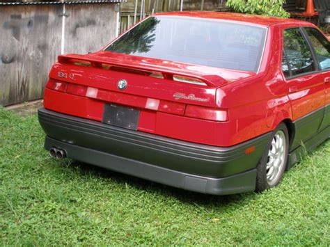 Alfa Romeo 164s For Sale For Sale 1994 Alfa Romeo 164 Q For Sale Photos