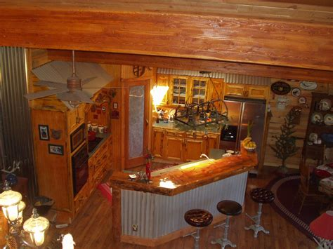 log cabin kitchen ideas log cabin kitchen home ideas pinterest