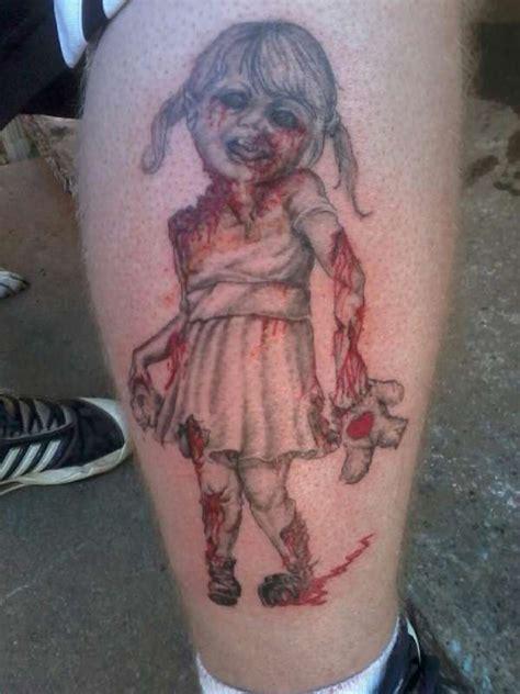 Tattoo Neck Girl Walking Dead | the walking dead girl tattoo