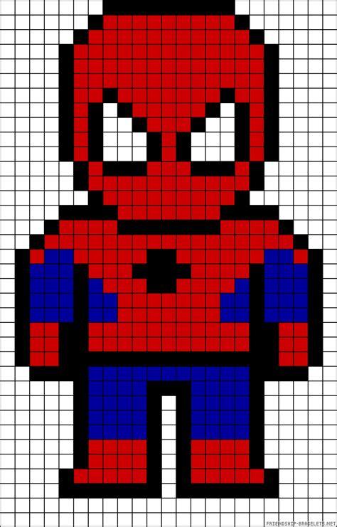 spiderman alpha pattern search friendship bracelets net