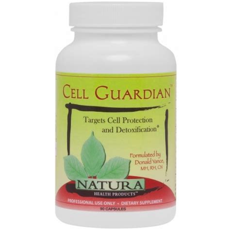 Dim Detox Uses by Cell Guardian 90 Capsules Natura Replacement For Dim Detox
