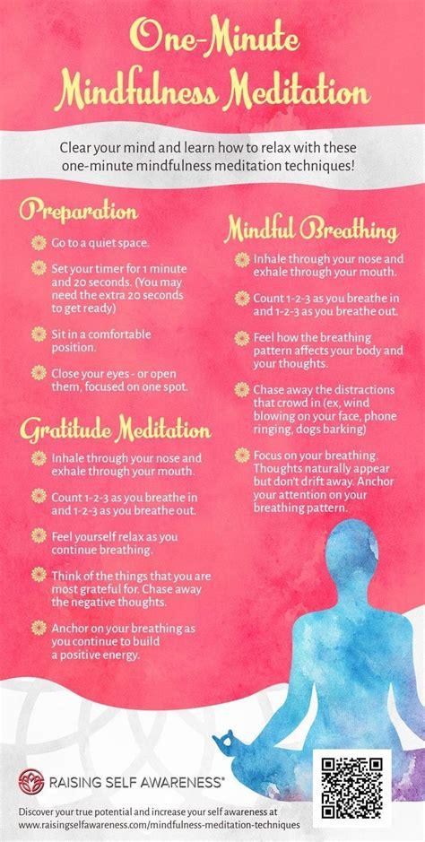 mindfulness meditation techniques  basic guide