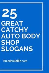 27 great catchy auto shop slogans shops and autos