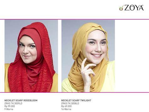 Harga Jilbab Merk Zoya informasi harga dan promo terbaru 2013 katalog harga