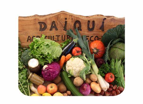 daiqui alimentos ecologicos