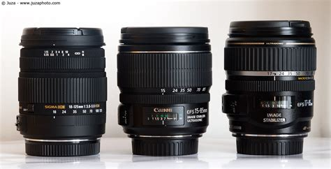 canon 15 85 is usm vs canon 17 85 vs sigma 18 125 juzaphoto