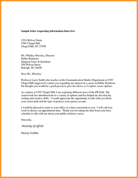 letter requesting interview loginnelkrivercom