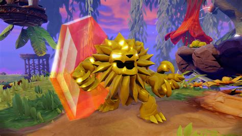 Kaos I Fight For Mystic skylanders wildfire character