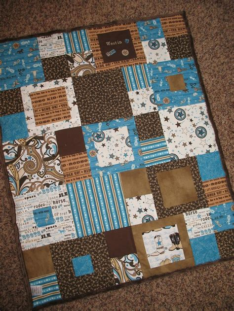 Western Baby Quilt by Western Quilt Aww This Quilt Would Be In