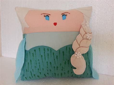 disney frozen toddler plush cushion bed rest pillow brand handmade cute elsa disney frozen plush pillow by