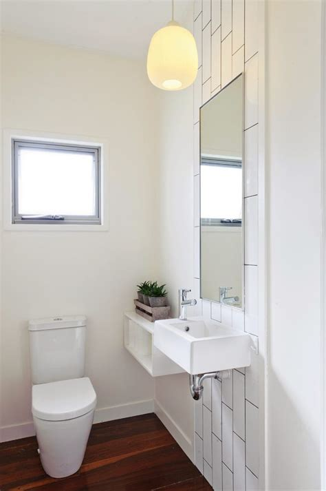 Decorating small powder room powder room contemporary with small cloakroom small bathroom small