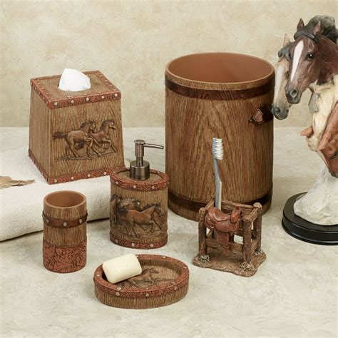 Western Bathroom Sets Inspirational Bathroom Decor Maverick Mustang Maverick Mustang