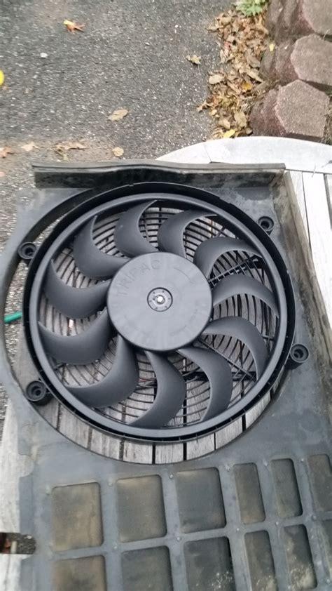 electric fan installation electric fan installation jaguar forums jaguar