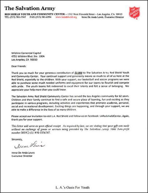 Salvation Army Community Service Letter community service 1 800 car title 174 loan