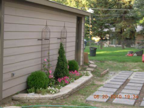 Landscaping Ideas Garage Area 301 Moved Permanently