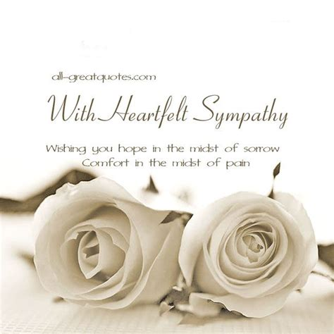 comforting words of sympathy 17 best ideas about deepest sympathy messages on pinterest