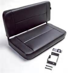 Rugged Ridge Jeep Seats All Things Jeep Rear Seat For Jeep Cj 1955 1986 And Yj