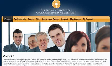 oklahoma bar association family law section oklahoma web design oklahoma drupal development