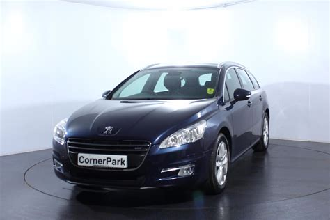 used peugeot diesel cars used 2012 peugeot 508 e hdi sw active for sale in west
