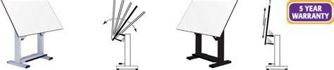 Alvin Elite Tables The Ideal Fully Adjustable Artist Alvin Elite Drafting Table