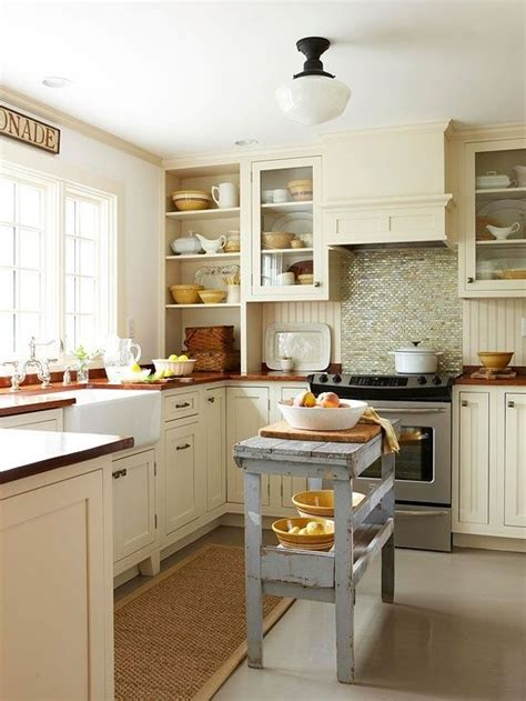 Idea For Small Kitchen Small Kitchen Cabinets Layout Ideas Pictures