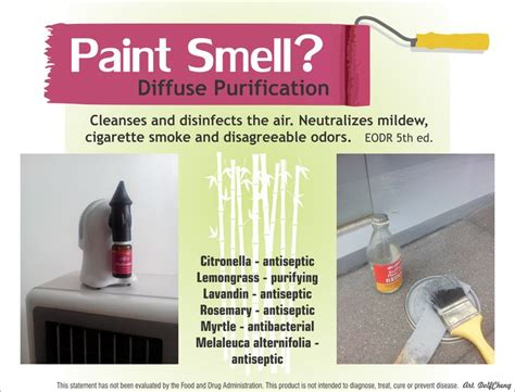 Detox Paint Fumes 126 best images about living essential oils on