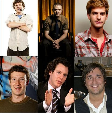 the social cast lessons learned from social network the facebook movie