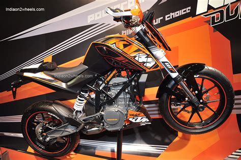Ktm 125 Sports Bike Ktm Duke 125 In India Sports Bikes India