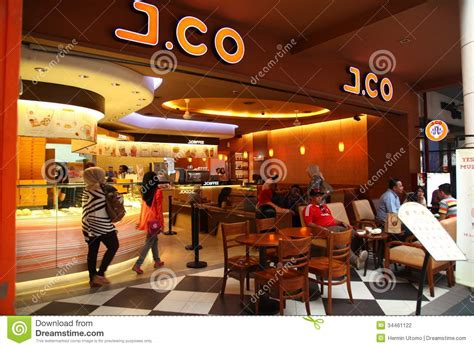 J Co Donuts And Coffee j co donuts coffee editorial photography image 34461122