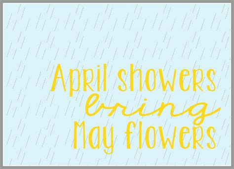 April Showers Quotes april showers quotes quotesgram