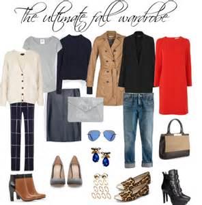 wardrobe fall wardrobe