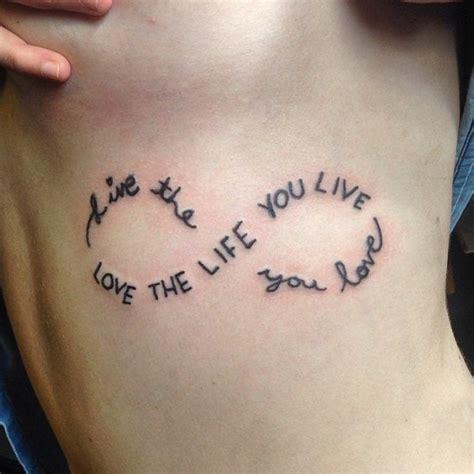 το δημοφιλές σύμβολο του quot απείρου quot στο tattoo design