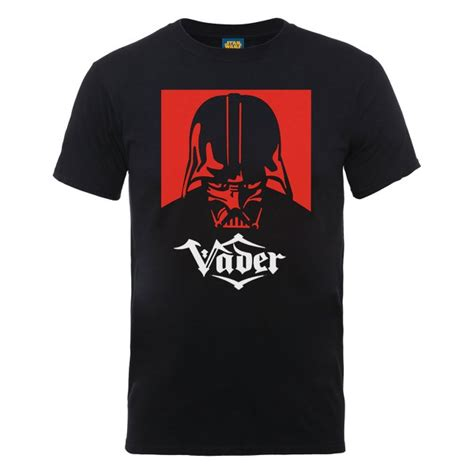 Basicsweaterjacket Keren Starwars wars s darth vader simple badge t shirt black merchandise zavvi