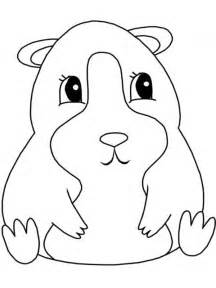 guinea pig coloring pages guinea pig coloring pages to and print for free