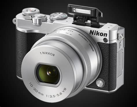 Kamera Nikon Mirrorless J5 nikon 1 j5 mirrorless interchangeable lens digital