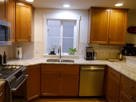 kitchen cabinet refacing seattle seattle condo traditional kitchen reface