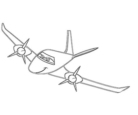 Disney Planes Own The Sky Coloring Activity Book 3 disney s planes coloring page