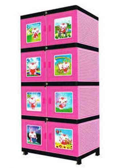 Lemari Plastik Lemari Pakaian Naiba Premium Susun 4 20 model lemari pakaian plastik dengan bahan terbaik rumah masa kini