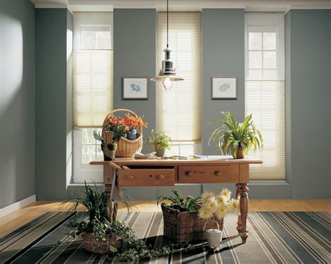 home office window treatments window coverings