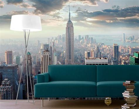 Wallpaper New York Ns3130 Wallpaper Dinding Motif photo wall mural new york 280x200 wallpaper murals motif poster usa york photo