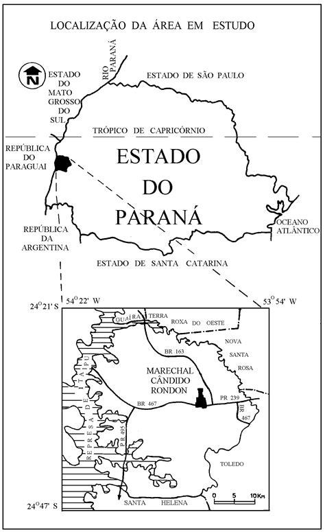 O processo migratório no extremo oeste do Estado do Paraná