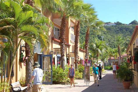 St. Thomas' Best Shopping: Shopping in U.S. Virgin Islands
